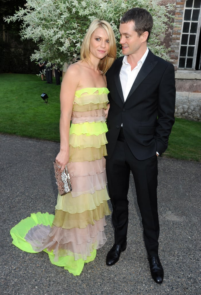 Claire Danes and hunky hubby Hugh Dancy.