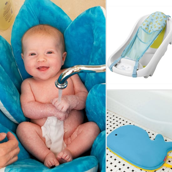 5 Baby Bath Items to Make Getting Clean Even More Comfortable