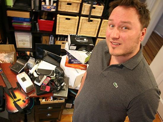 Geeks We Love: Doug Aamoth of CrunchGear