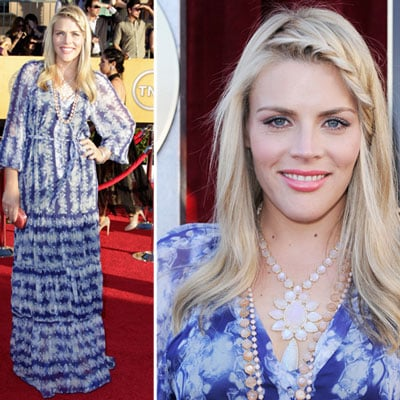 Busy Philipps at the SAG Awards 2012