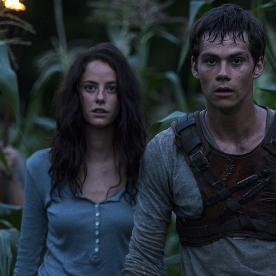 Kaya Scodelario Interview for The Maze Runner