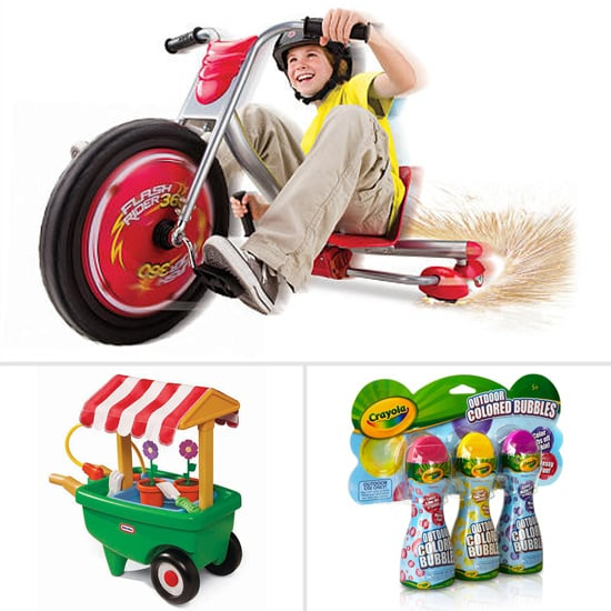 The Great Outdoors: 10 Summer Toys to Get Kids Up and Out!