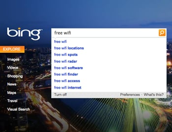 Daily Tech: Microsoft Offers Free WiFi at Hotspots Nationwide
