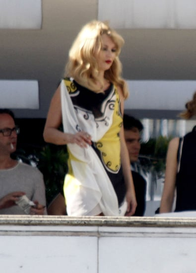 Pictures of Kate Moss at Mario Testino Photo Shoot in Brazil