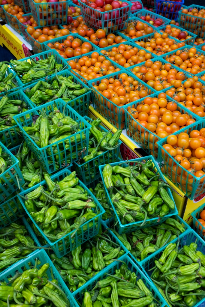 Shop the farmers market smarter.