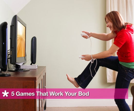 5 Video Games To Whip Your Bod into Shape for Back to School