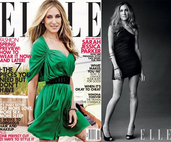 Sarah Jessica Parker in Elle January 2010 2010-12-02 12:00:02