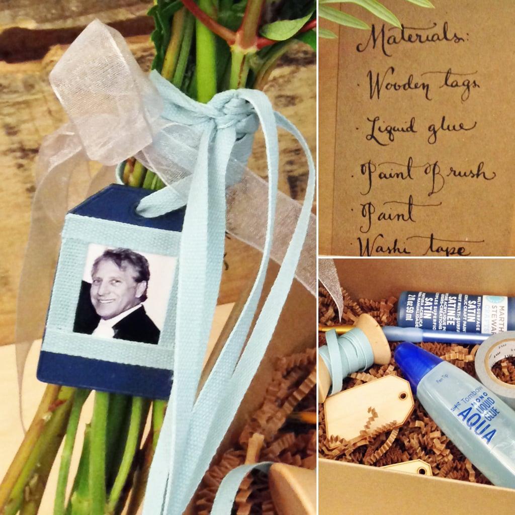 2. Sentimental Bouquet Charm