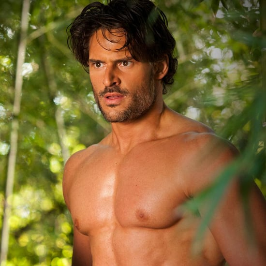 Alcide True Blood GIFs of Joe Manganiello