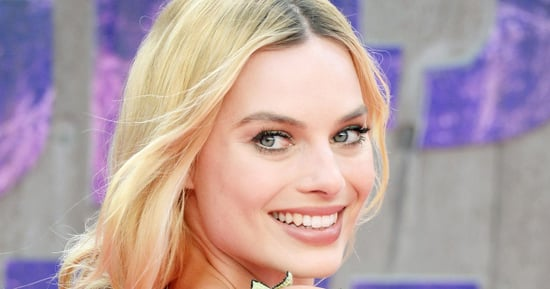Margot Robbie Takes a 'Beer Shower' Every Night, But It's Not What You Think