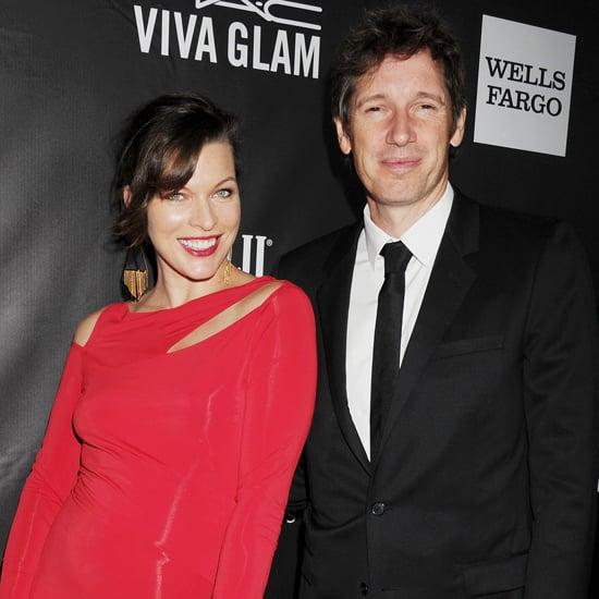 Milla Jovovich Gives Birth to Second Baby Dashiel Anderson