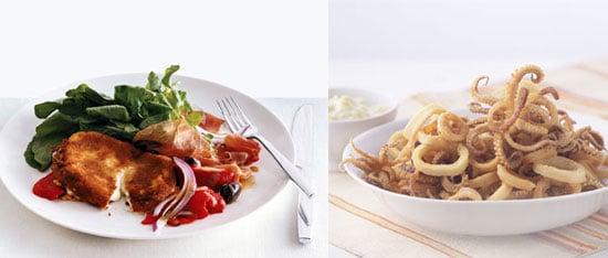 Would You Rather Eat Fried Mozzarella or Calamari?