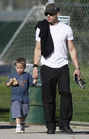 Ryan's Got a Future Beckham on His Hands