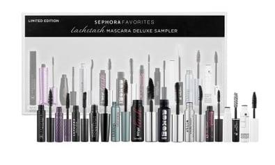Thursday Giveaway! Sephora Lashstash Mascara Deluxe Sampler