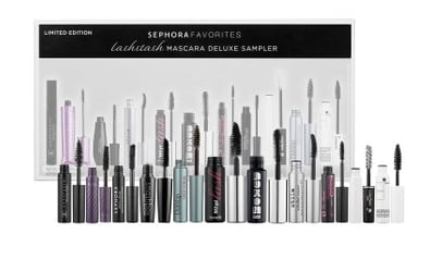 Wednesday Giveaway! Sephora Lashstash Mascara Deluxe Sampler
