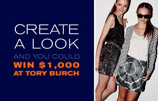 Enter to Win a $1,000 Tory Burch Shopping Spree!