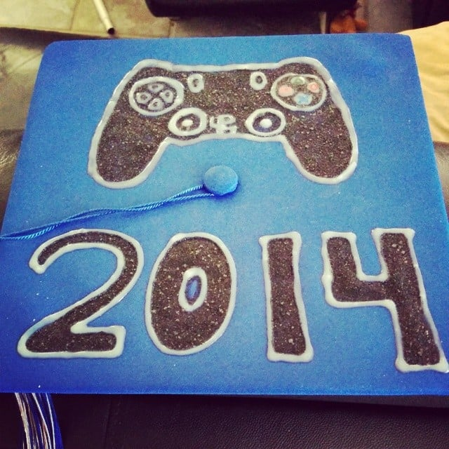 For the hardcore Playstation fans.  Source: Instagram user sweetjadedream