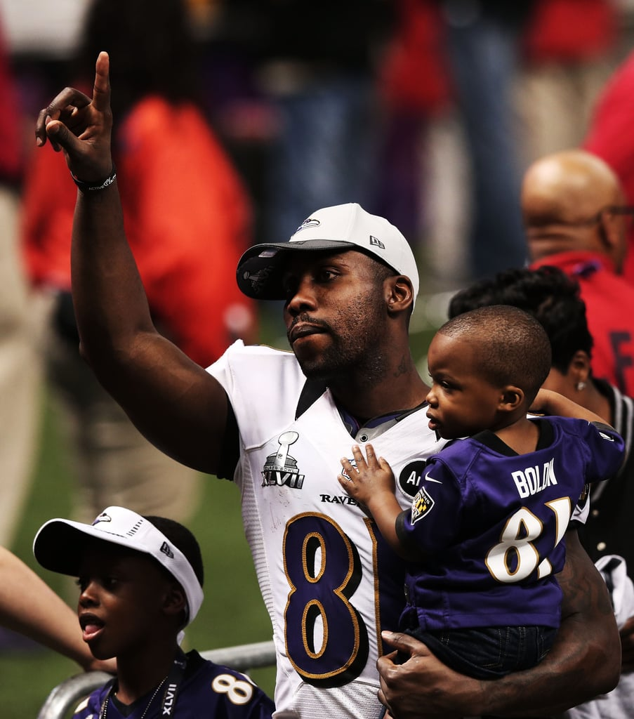 Anquan Boldin and Sons