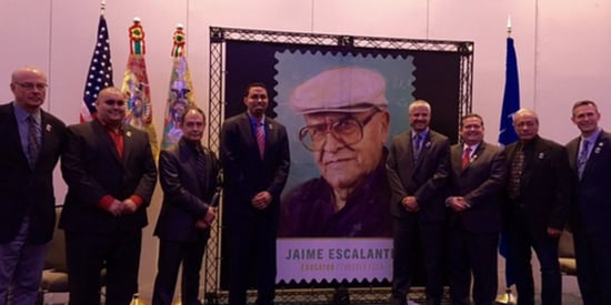 Jaime Escalante, The Inspiration For 'Stand And Deliver,' Gets Amazing Honor
