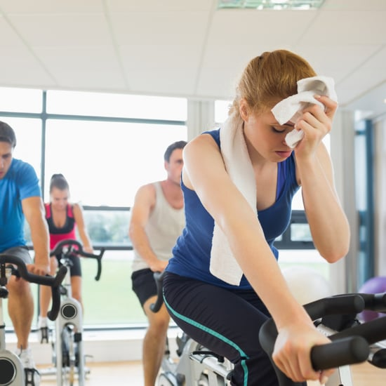 How to Avoid Germs at the Gym
