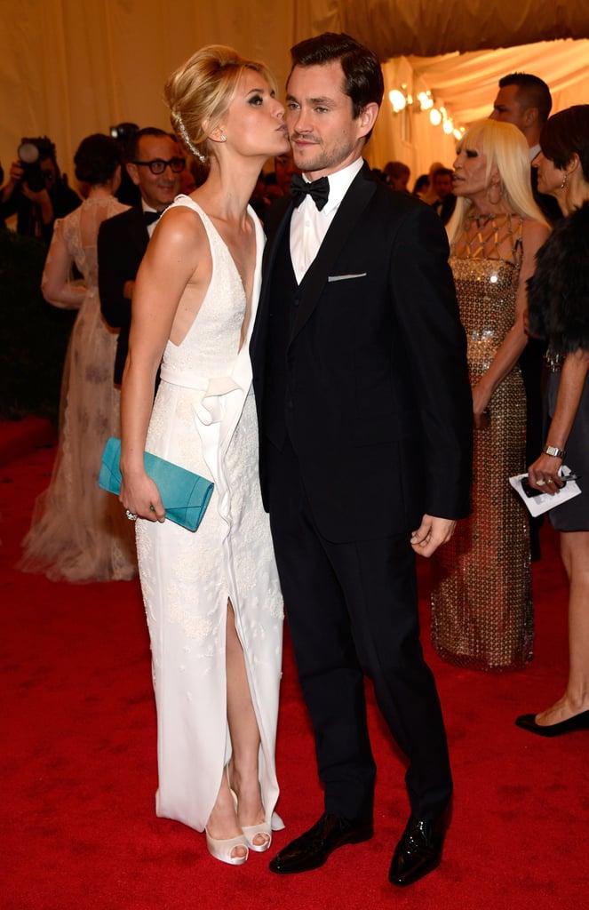 Claire Danes and Hugh Dancy, 2012