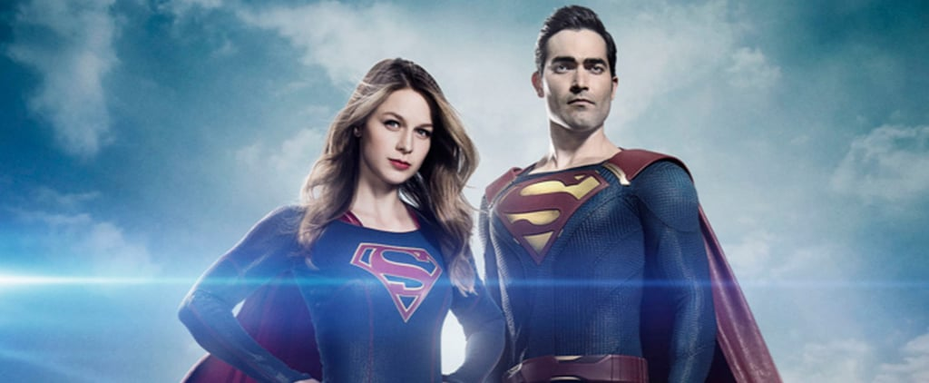 Supergirl: The First Look at Tyler Hoechlin as Superman Will Take Your Breath Away