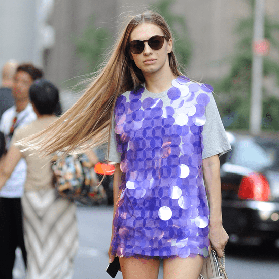 Street Style Stars at New York Fashion Week Spring 2016