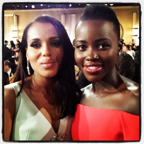 And Told Kerry Washington She Was a Gladiator