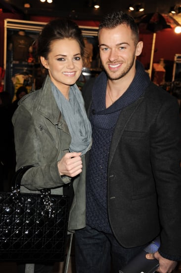 Pictures of Kara Tointon With Her Strictly Come Dancing Boyfriend Artem Chigvintsev