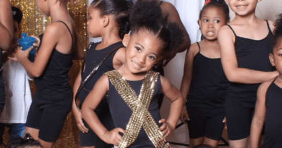 This 3-Year-Old Threw a Beyoncé-Themed Birthday Party — and Slayed, Naturally
