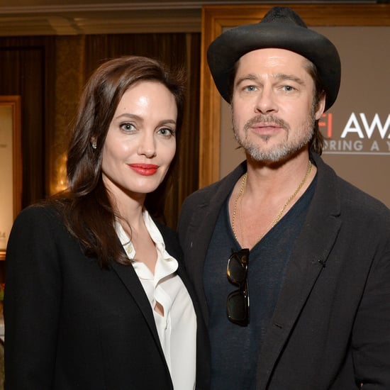 Angelina Jolie and Brad Pitt Hang Out With the Duke and Duchess of Cambridge!
