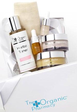 The Organic Pharmacy Skin Essentials Gift Set