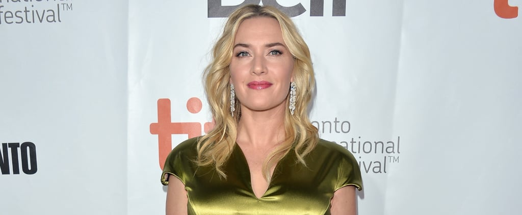 Kate Winslet Dazzles at the Toronto International Film Festival