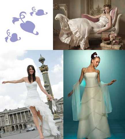 Wedding Gown Trend Alert: Dramatic Hemlines