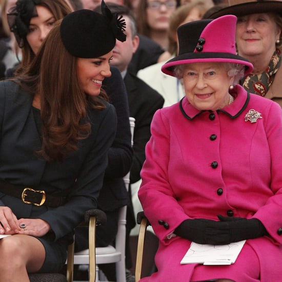 20 Awkward Interactions Between the Duchess of Cambridge and the Queen