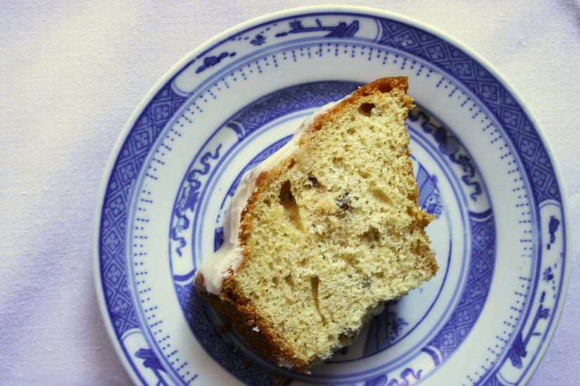 Pecan and Honey Whiskey Bundt Cake
