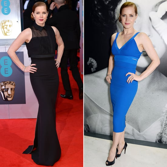 Amy Adams 2014 BAFTA Afterparty Dress