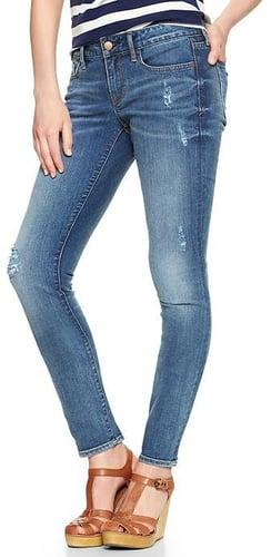 1969 Destructed Always Skinny Jeans
