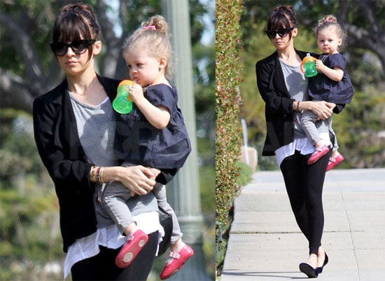 Photos of Nicole Richie and Harlow Madden Cute Together in Los Angeles