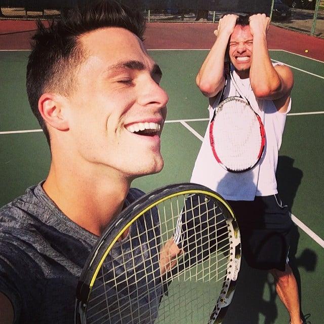 This Tennis Racket