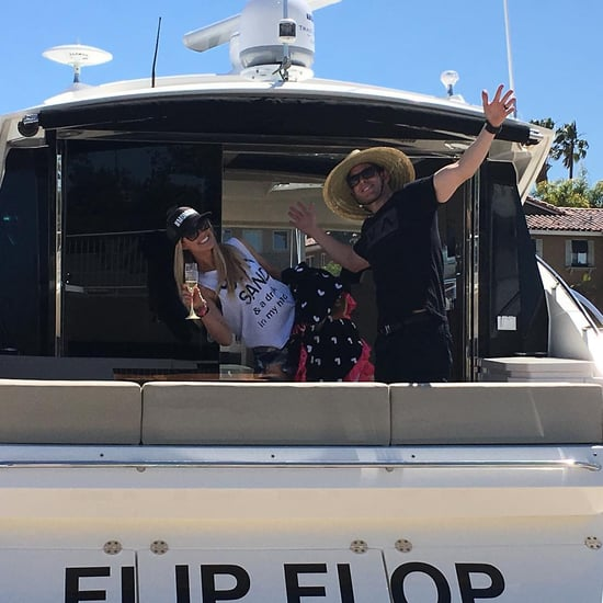 El Moussa's Celebrate 7th Wedding Anniversary With New Boat
