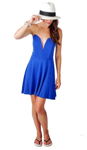 Blondie Dress ($73)
