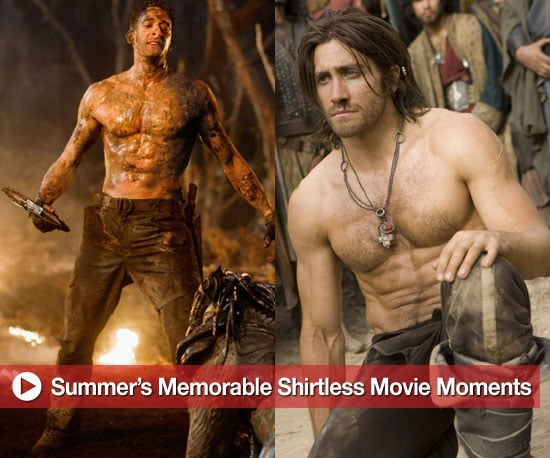 Shirtless Pictures of Adrien Brody, Jake Gyllenhaal, Tom Cruise, Bradley Cooper