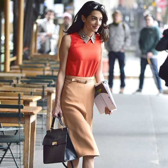 Amal Clooney's Best Summer Outfits