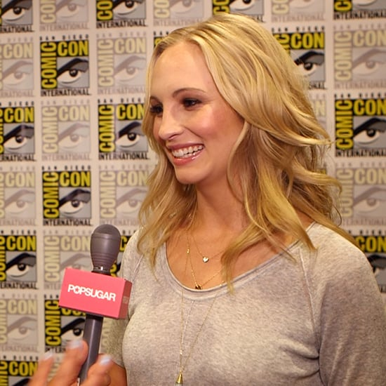 Candice Accola Interview For The Vampire Diaries Season 5