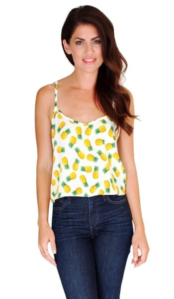Sammy Crop Top ($41)