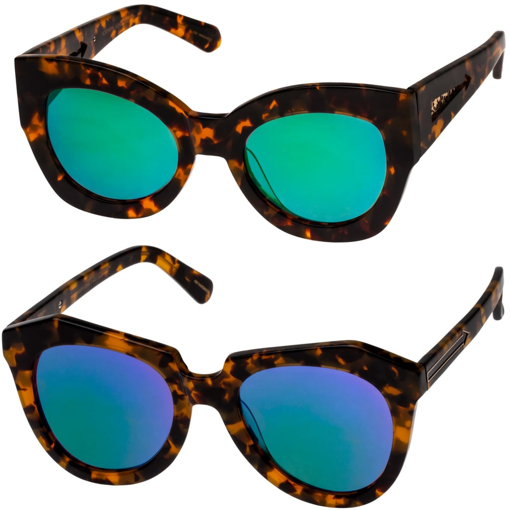 Karen Walker Superstars Collection With Mirrored Lenses ...