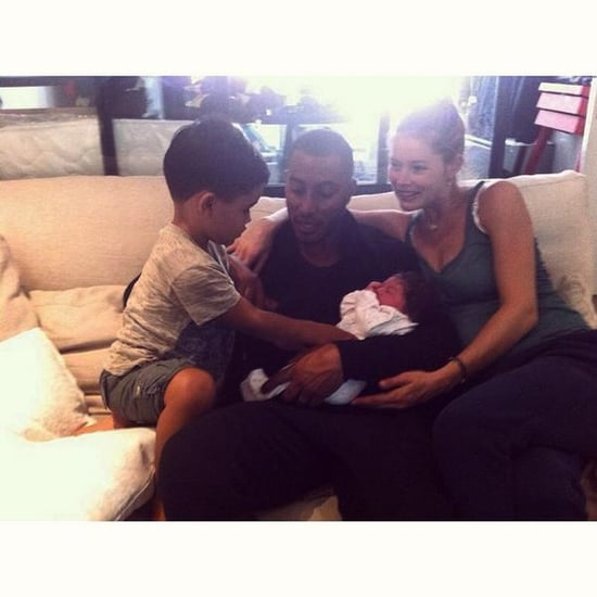 Doutzen Kroes Gives Birth to Her Second Child!