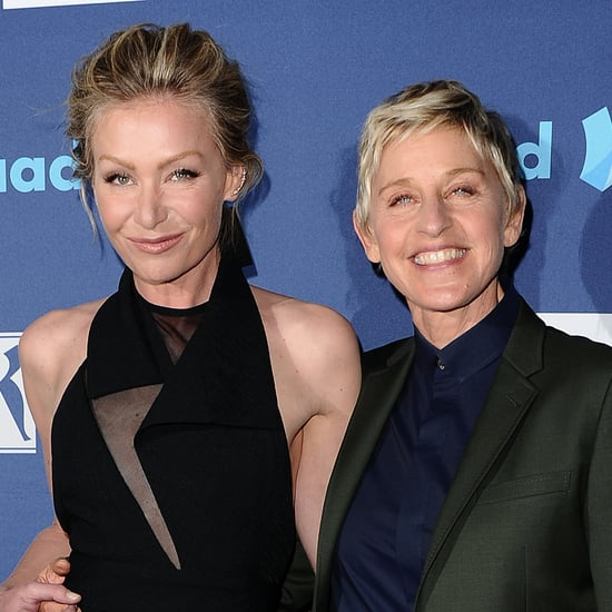 Ellen DeGeneres and Portia de Rossi Adopt a Dog Named Kid