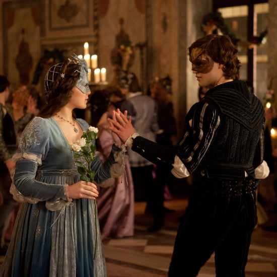 Romeo and Juliet Seeing Each Other Clip